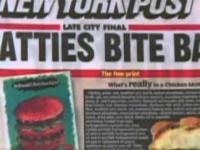 Ameryaknin żywił się hamburgerami przez miesiąc