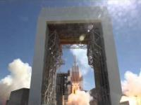 start rakiety Delta IV  Heavy NROL-65, Launch Highlights