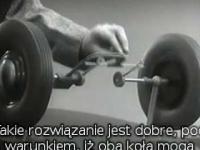 Film z 1937 roku o mechanizmie różnicowym w samochodzie