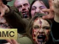 Zombie wychodzący z podziemi