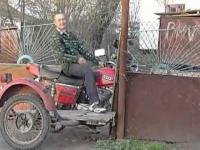Mistrz kierowinyc z Rosji