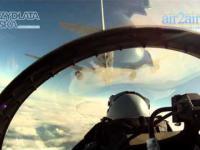 Polskie F16 nad Alaską
