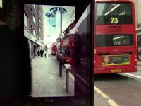 Niesamowity przystanek autobusowy Pepsi