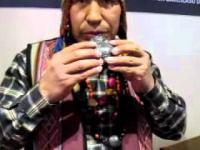 Instrumenty pradawnych inków naśladujące głosy zwierząt