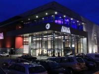 Otwarcie Hali Arena w Ostródzie