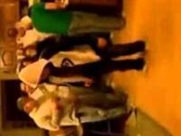 Breakdance po pijaku