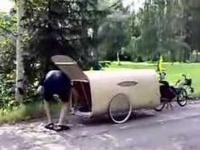 Przyczepa campingowa inna niż myślisz