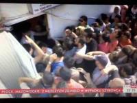 Syryjski imigrant grozi Europie ze wyjedzie