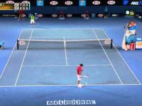 Incredible Ball Boy Catch - Aussie Open