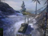 World of Tanks test fizyki