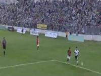 Fenomenalne trafienie Neymara w meczu towarzyskim