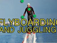 Juggling on a Jet Pack