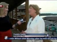 Dziennikarze zastrzeleni w czasie transmisji na żywo