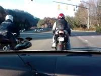 Najgorszy w dziejach wyścig motocyklowy spod świateł