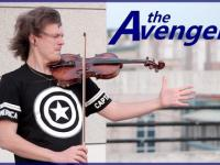 The Avengers - cover by OneViolinBand