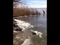 Mini lodowe tsunami