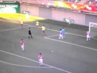 Najlepszy solo gol w historii futbolu?