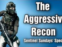 BF3 The Aggressive Recon | Operation Metro