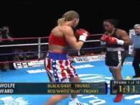 Niewiarygodnie brutalny knock out w