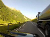 Drogi w Szwajcarii