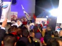 Kampania Komorowskiego zdominowana przez partie prawicowe w Krakowie