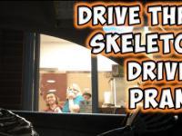 Szkielet w Drive Through
