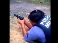 Jak nie strzelać z pistoletu