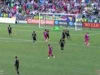Fenomenalny gol Roberta Lewandowskiego w meczu z gwiazdami ligi MLS