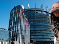 Wesoły Talib z wizytą w Europarlamencie