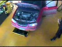 Chevrolet Impala w warsztacie