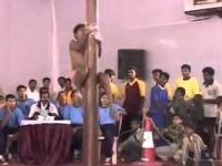 Indyjska akrobatyka