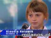 Mam Talent! - Klaudia Kulawik - Dziwny jest ten świat