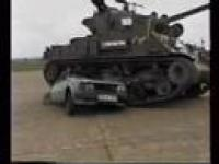 Czołg vs Skoda