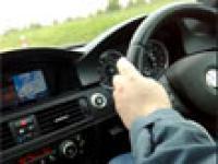 Próbna jazda w BMW-M3 kolegi