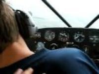 Pilot udaje że zemdlal