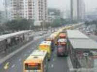 Koncepcja ruchu autobusowego w Chinach