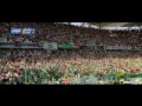 Legia Warszawa - Arsenal Londyn 5:6 (3:1) (skrót)