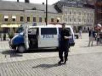 W szwecji tak sie bawią policjanci
