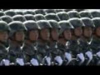 Chinskie wojsko...