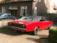 1968 Dodge Charger RT w akcji