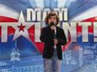 Mam talent 3 - odcinek 1 - Paweł Paprocki
