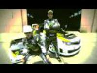 Ken Block VS Rob Dyrdek