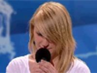 Mam talent 3 - odcinek 3 - Kasia Sochacka
