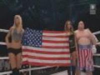 Mateusz Krauwurst i hymn USA na KSW 14: Dzień Sądu