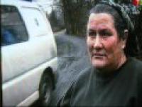 Kobieta o katastrofie śmigłowca