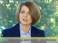 Julii Pitera na temat marihuany