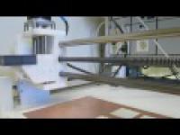 Melodia tytułowa z MacGyvera na frezarce CNC