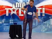 Mam Talent - odcinek 6 - Maciej Kozłowski i jego czary mary ze sznurkiem