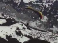 Speedflying - ekstremalna zabawa z grawitacją