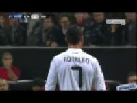 Bojan szczela w  Ronaldo